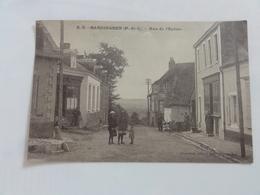 Hardinghen - Rue De L'église - Francia