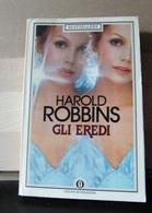 (LB11)  LIBRO, GLI EREDI, HAROLD ROBBINS - Dizionari