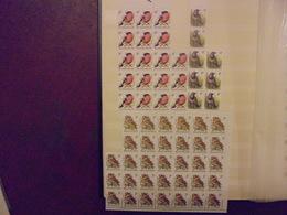 OISEAUX DE BUZIN JOLI ALBUM NEUFS**+PREOS DONT FEUILLES (2223) 650 Gr. - 1985-.. Birds (Buzin)