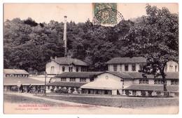2494 - Saint - Honoré Les Bains ( 58 ) - L'Etablissement Thermal N°2 - Desvignes Ph. éd. à Clamecy - - Attelages