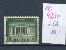 Norge Nr. 258  O     (ee4230  ) Aus Einer Spezial Sammlung ! - Gebraucht