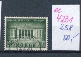 Norge Nr. 258  O     (ee4231  ) Aus Einer Spezial Sammlung ! - Gebraucht