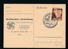 D.-Reich - Beleg-Stempel  (oo5421  ) Siehe Scan ! - Deutschland