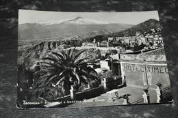 3013- Taormina, Hotel Timeo - Italia