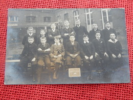 "LEUVEN - LOUVAIN     -  Foto Studenten  - Photo Groupe D'élèves : "" Louvain - Athénée Royal - 6e  Latine "" - Leuven"