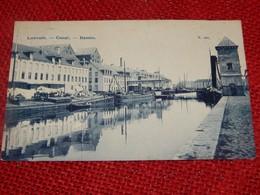 LOUVAIN - LEUVEN  -  Canal  - Bassin - Leuven