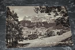 3015- Cortina, Tofane - Italia