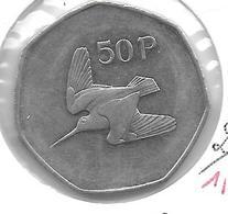 *ireland  50 Pence    1998   Km 24  Xf+ - Irlande