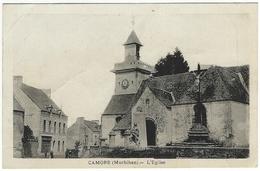 CAMORS (Morbihan) - L'EGLISE - Autres Communes