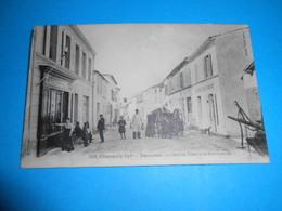 17 ) Nancras - Le Débit De Tabac Et La Rue Centrale : Braun N° 2209 : Année   EDIT : - France