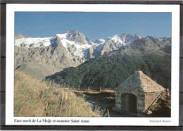 CP94 - Hautes Alpes - Face Nord De La MEIGE Et Oratoire Saint Anne.CPM Utilisée. - Autres Communes