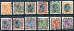 DINAMARCA   Nº  105 / 16    Charnela -391 - Unused Stamps