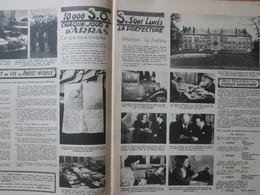 1947  La Préfecture D ARRAS Document De 1947 - Arras