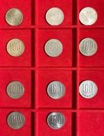 JAPAN Giappone 10 X 100 Yen 1975 Expo -phenix - 1964 Olimpic Games + 1967-68-71-72-73-74-80-1990  D.6887-6897 - Giappone