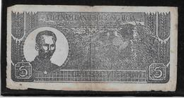 Viêt-Nam - Giay Bac - 5 Döng - 1948 - Pick N°18 - TB - Viêt-Nam