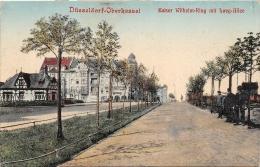 DUSSELDORF          OBERKASSEL      KAISER WILHELM RING - Duesseldorf