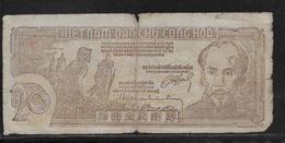 Viêt-Nam - Giay Bac - 20 Döng - 1948 - Pick N°26 - TB - Vietnam