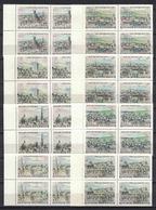 Österreich / Austria 1964, Tag Der Briefmarke **, MNH, Block Of 4 - 1945-.... 2. Republik