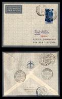 POSTA AEREA  - 1935 (16 Novembre) - Tripoli Solum (3351) - 25 Volati - Francobolli