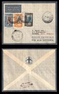 POSTA AEREA  - 1935 (18 Novembre) - Djibouti Berbera (3355) - Francobolli