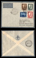 POSTA AEREA  - 1935 (20 Novembre) - Mogadiscio Roma (3356) - 21 Volati - Francobolli