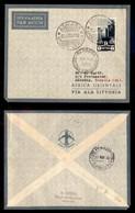 POSTA AEREA  - 1935 (26 Novembre) - Asmara Berbera (3366) -  10 Volati - Francobolli