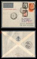 POSTA AEREA  - 1935 (3 Dicembre) - Tripoli Cairo (3438) - 20 Volati - Francobolli
