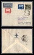 POSTA AEREA  - 1936 (10 Gennaio) - Rocca Littorio Alessandria (3540) - 10 Volati - Francobolli