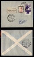 POSTA AEREA  - 1936 (10 Luglio) - Bengasi Tripoli - Francobolli