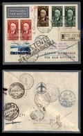 POSTA AEREA  - 1936 (10 Settembre) - Addis Abeba Sollum (3595) - 10 Volati - Francobolli