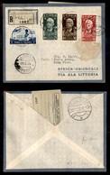 POSTA AEREA  - 1936 (19 Ottobre) - Harrar Roma (3610) - 12 Raccomandati Su 27 Volati - Francobolli