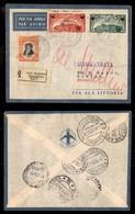 POSTA AEREA  - 1936 (22 Ottobre) - S.Marino Gondar (3611) - 5 Raccomandati Su 29 Volati - Francobolli