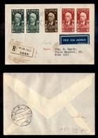 POSTA AEREA  - 1936 (3 Novembre) - Gigh Giga Roma (3618) - 14 Raccomandati Su 32 Volati - Francobolli