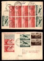 POSTA AEREA  - 1937 (27 Febbraio) - Roma Abidjan - Volo Air France (non Catalogato) - Francobolli