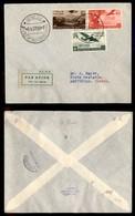 POSTA AEREA  - 1937 (6 Aprile)- Venezia (Parigi) Amsterdam (3643 - Nota) - 12 Volati - Francobolli