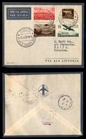 POSTA AEREA  - 1937 (7 Aprile) - Trieste Haifa(3656) - Francobolli