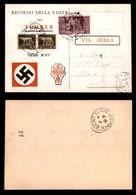 POSTA AEREA  - 1938 (3 Maggio) - Roma Saint Cloud - Francobolli