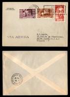 POSTA AEREA  - 1938 (5 Maggio) - Napoli Sain Cloud - Francobolli