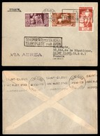 POSTA AEREA  - 1938 (5 Maggio) - Firenze Saint Cloud - Francobolli