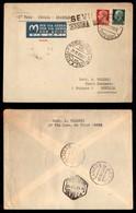 POSTA AEREA  - 1939 (21 Dicembre) - Roma Siviglia (3882) - Francobolli
