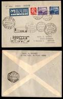 POSTA AEREA  - 1939 (21 Dicembre) - Roma Siviglia (3882) - Raccomandato - Francobolli