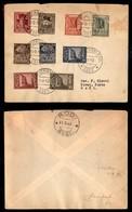 POSTA AEREA  - 1943 (10 Settembre)- Campochiaro Rodi - Pittorica (56/64 - Egeo) - Rarità - Francobolli