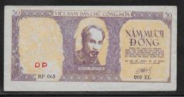 Viêt-Nam - Giay Bac - 50 Döng - 1952 - Pick N°39 - SUP - Viêt-Nam