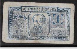 Viêt-Nam - Phiêu Tiep Tê - 1 Döng - 1948 - TTB - Viêt-Nam