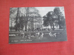 La Haye Hotel De Bellevue Rotwild  Ref 3058 - Belgium