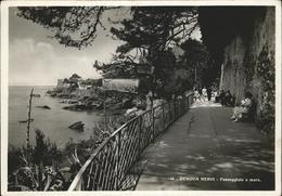 11490781 Nervi Passeggiata A Mare Genova - Italy