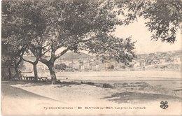 FR66 BANYULS SUR MER - Mtil 86 - Vue Prise Du Fontaulé - Belle - Perpignan