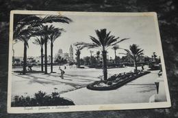 3018- Tripoli, Gazzella E Cattedrale - Libia