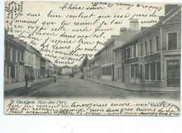 Saint Ghislain Rue Du Port - Saint-Ghislain