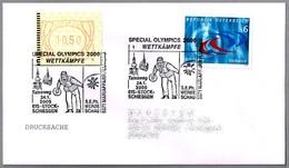 SPECIAL OLYMPICS 2000 - WETTKÄMPFE. Mariapfarr 2000 - Handisport